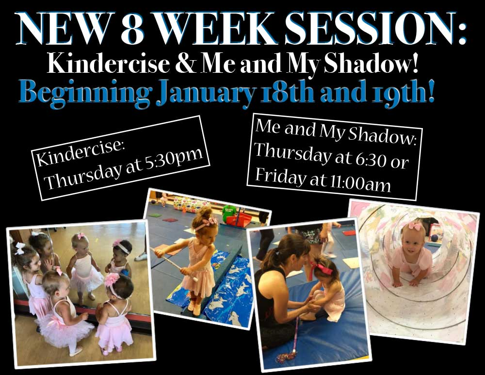 New 8 Week Session